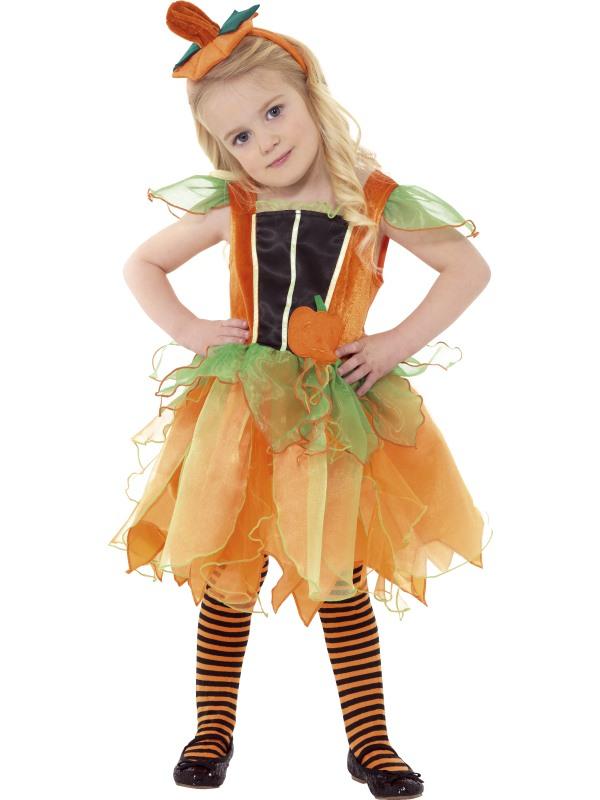 Halloween Sprookjes Kostuum.Schattig Pompoen Fairy Peuter Halloween Kostuum