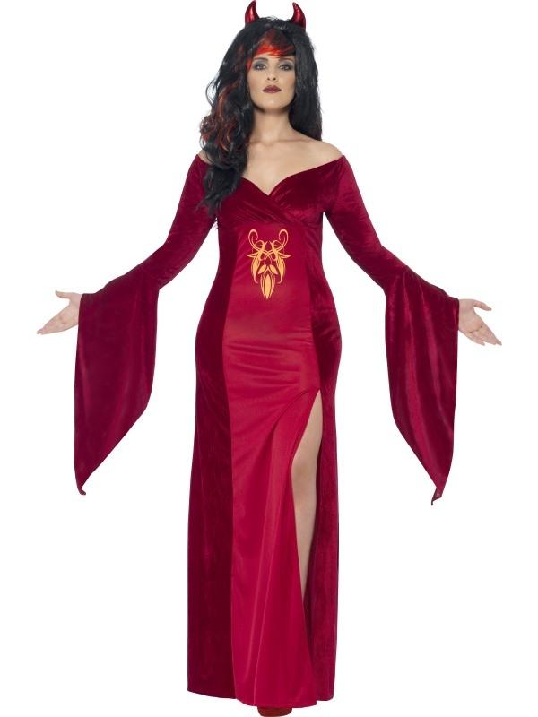 Halloween Kostuum Vrouw.Duivel Halloween Kostuum Vrouw