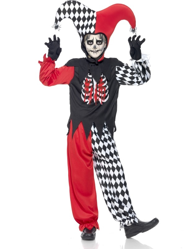 Enge Kostuums Halloween.Enge Joker Halloween Kostuum
