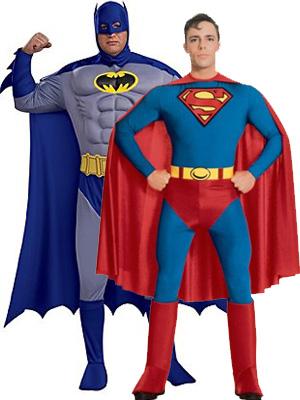 carnavalskleding superhelden