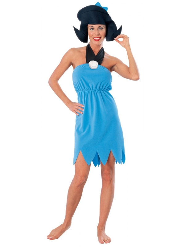 Kostuum Betty Rubble Flintstones