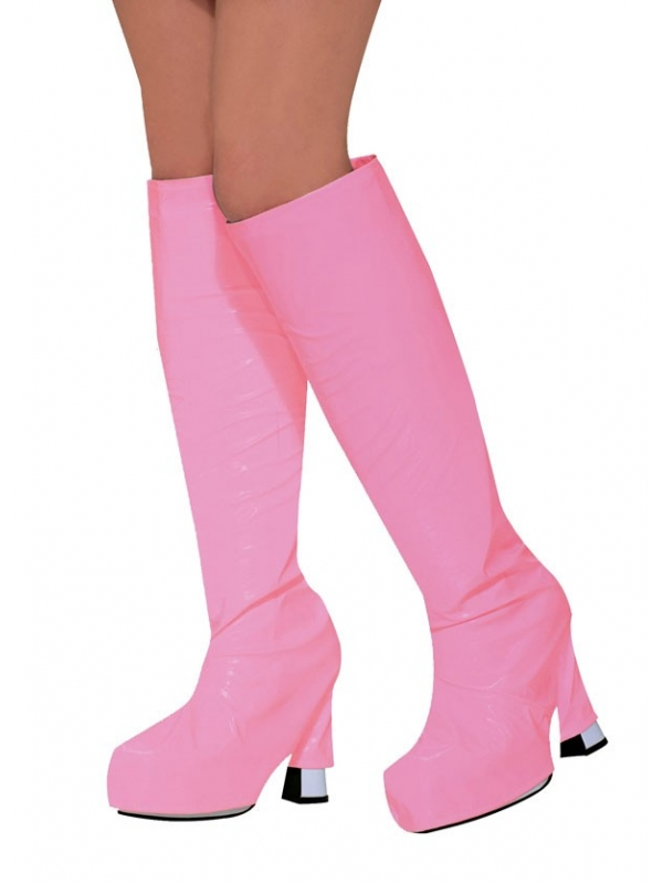 Boottops roze