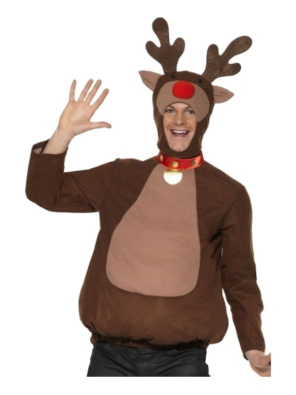 Kostuum Rudolph the rednose rendeer