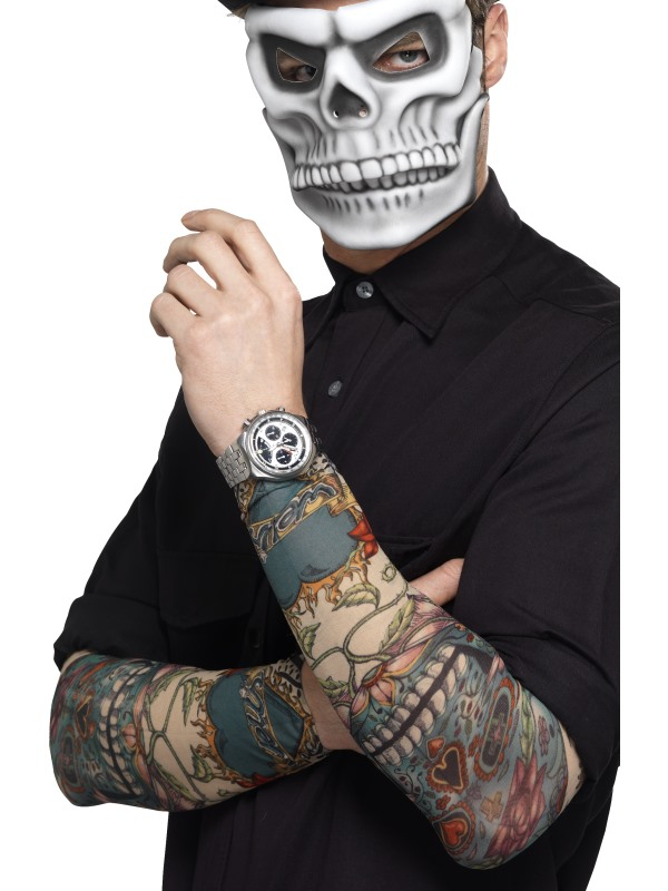 Day of the Dead stoere Tattoo Sleeve