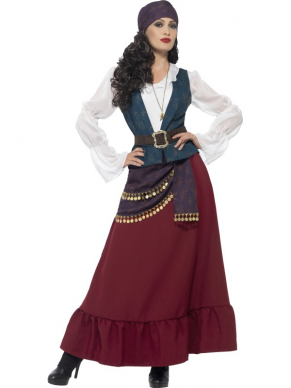 Deluxe Pirate Buccaneer Piraten Outfit