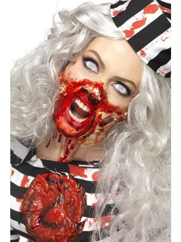 Horror Zombie Latex Make up set