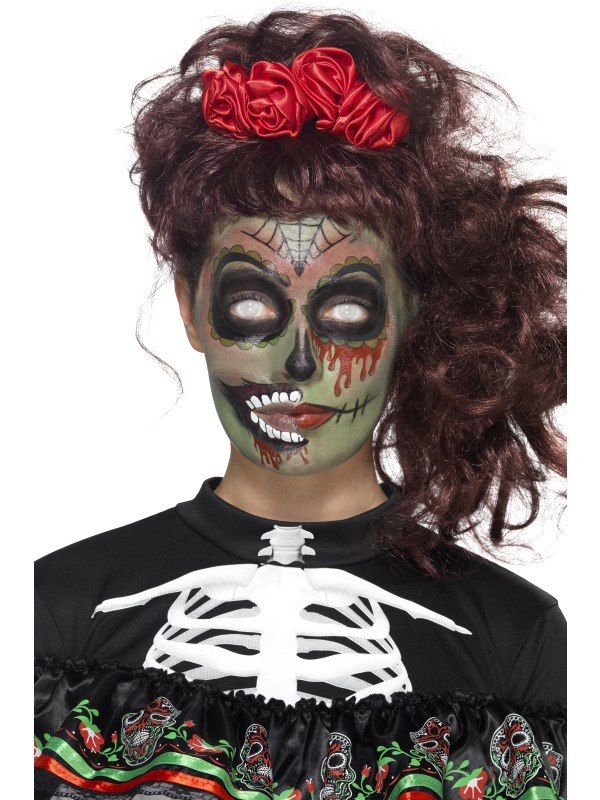 Day of the Dead Zombie schmink Kit