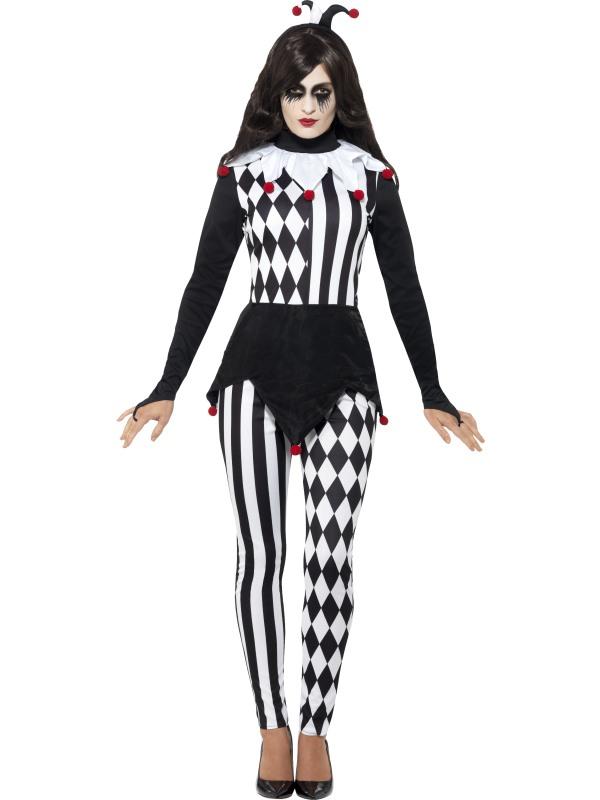 Carnavalskleding Dames Clown.Halloween Kleding Online Enge Verkleedkleren Funny Costumes Nl
