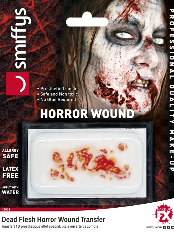 Horror Wound Dead Flesh