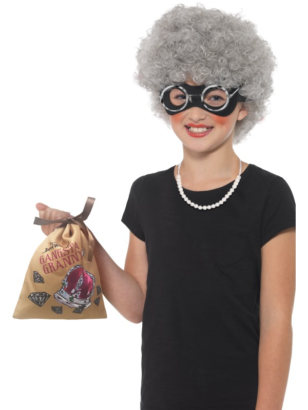 David Walliams Deluxe Gangsta Granny Instant Kit