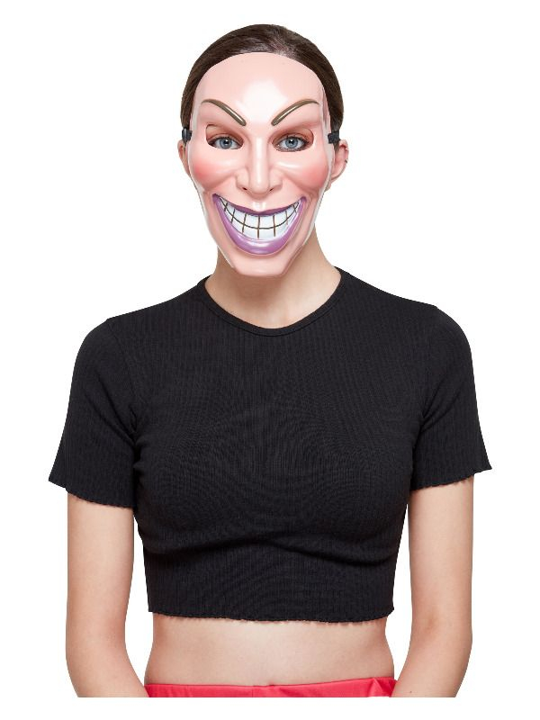 Smiler Mask Dames