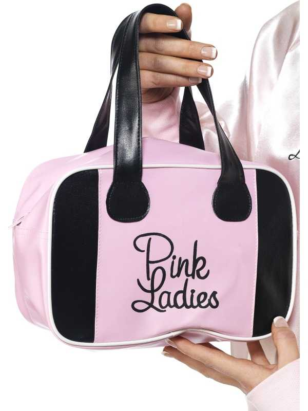 Pink Lady Grease Tasje