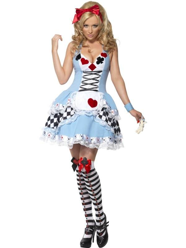 Alice in Wonderland 2 Verkleedkleding