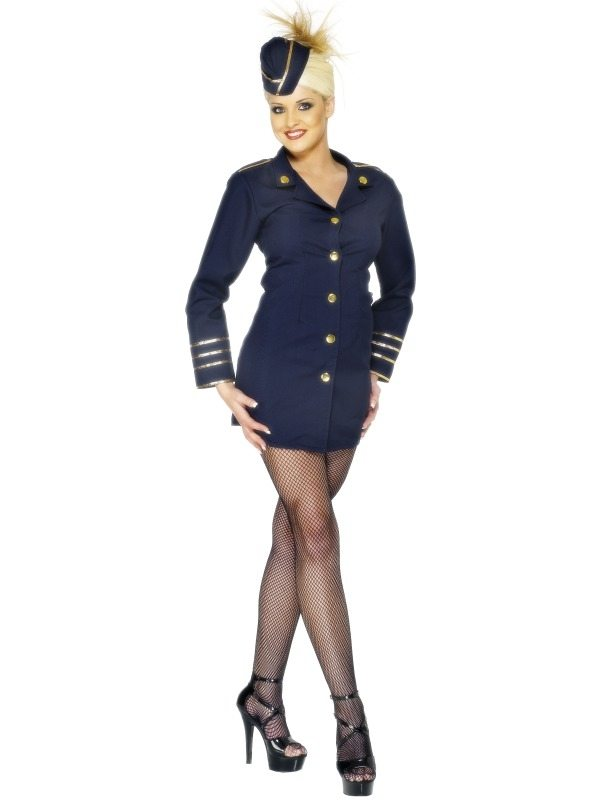 Stewardess Flight Attendant jurkje