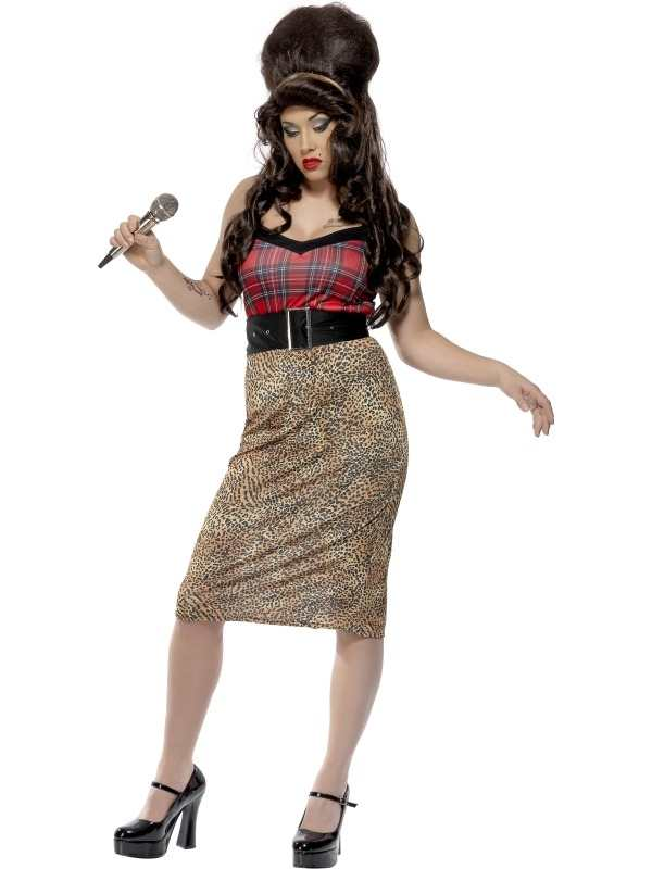 Amy Winehouse verkleedkleding