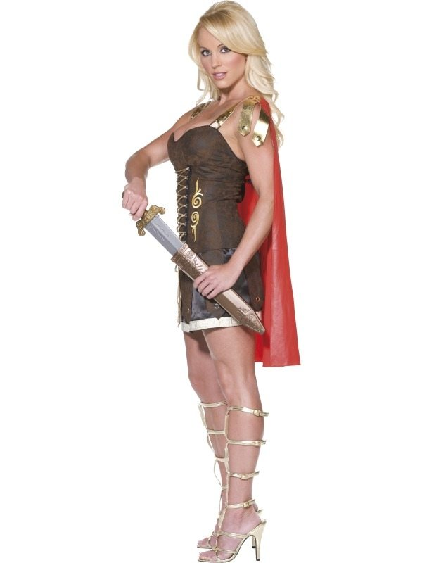 Sexy gladiator kostuum snel thuis bezorgd for Romeins schild