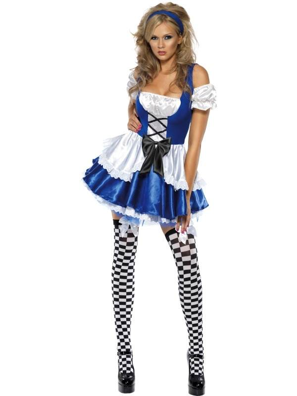 Alice in Wonderland kleding