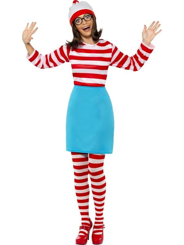 Where's Wally Wenda Kostuum
