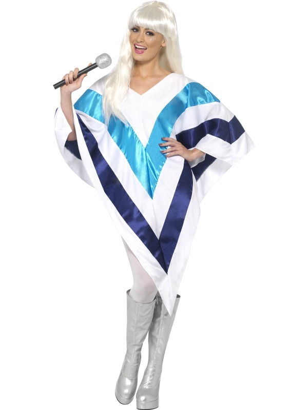 Super Trooper Abba Cape