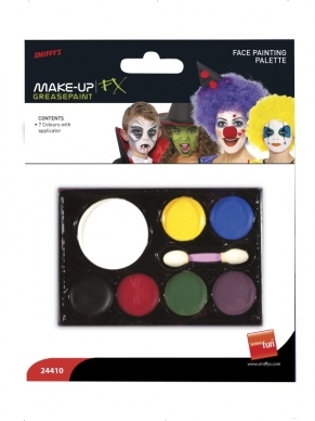 Make Up FX Palet 7 Kleuren