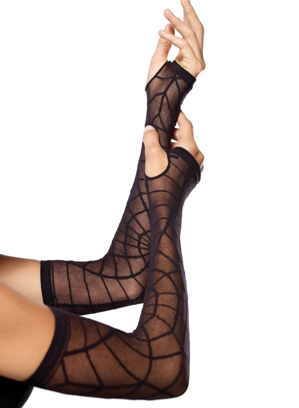 Spiderweb Arm Warmer