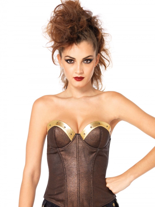 Warrior Bustier