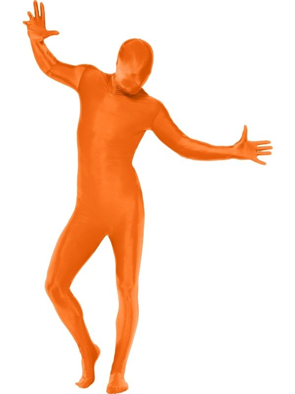 Second Skin Morph Suit Oranje