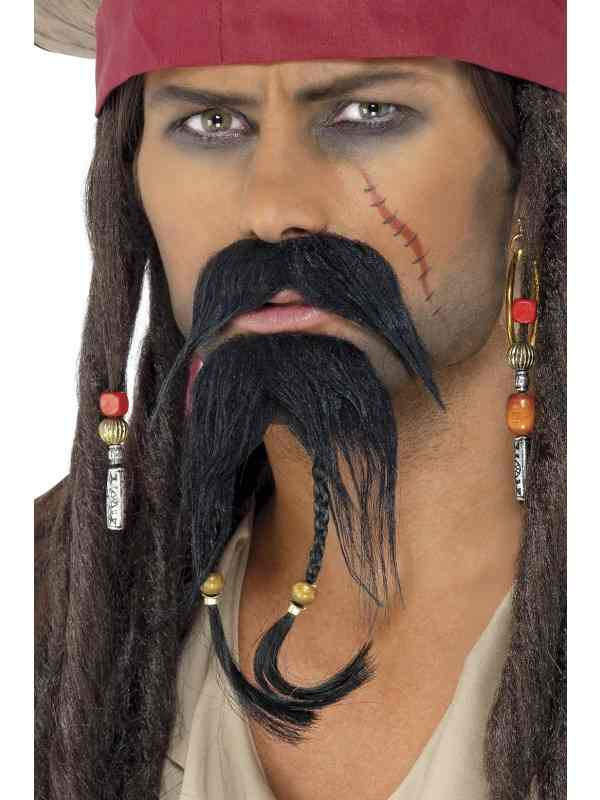 Pirate Snor en Baard