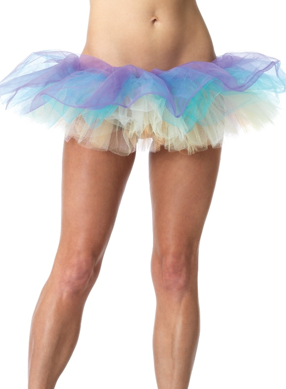 Pastel Multi-Color Tutu