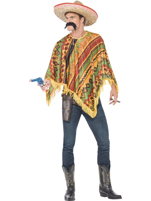 Mexicaans mexico Poncho set