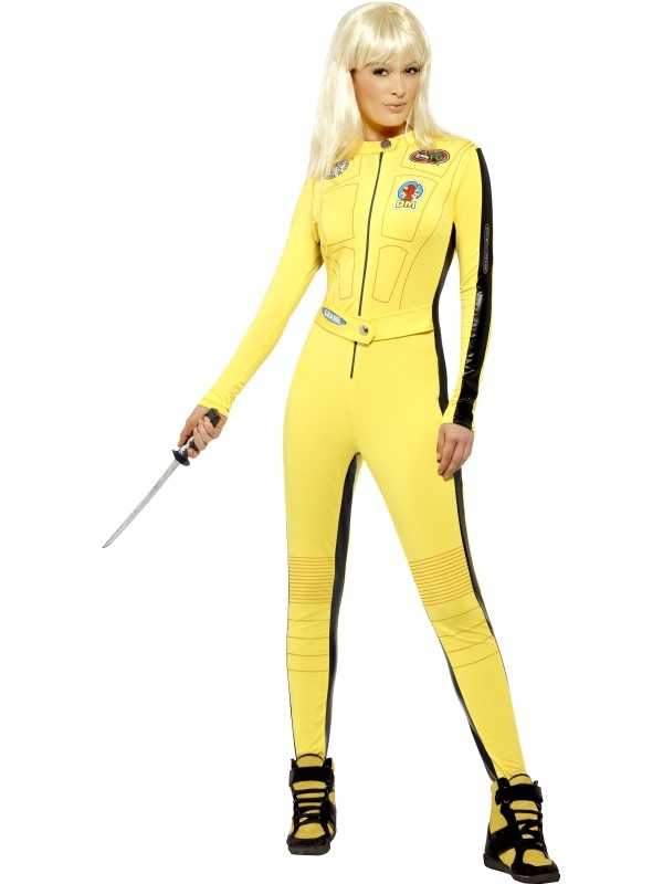 Kill Bill Kostuum dames