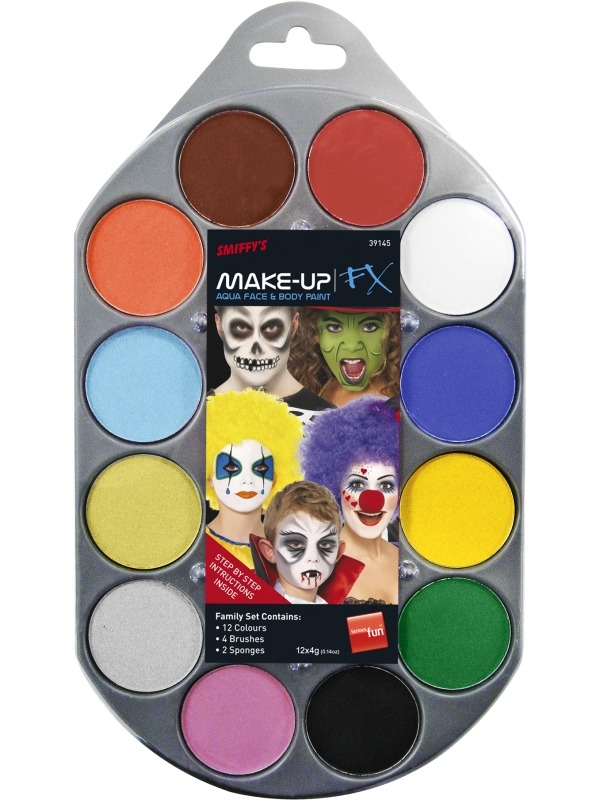 Make-Up FX Palet 12 Kleuren